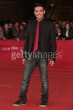 ROME, ITALY - NOVEMBER 14: Christian Floris attends the 'Bullets To The Head' Premiere during the 7th Rome Film Festival at the Auditorium Parco Della Musica on November 14, 2012 in Rome, Italy. (Photo by Elisabetta Villa/Getty