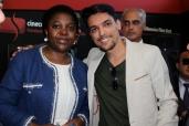 On. Cecile Kyenge ministro per l'integrazione - Christian Floris Venezia70