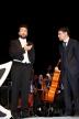 TSN 2014: Christian Floris e Jacopo Sipari Da Pescasseroli