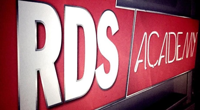 Scarica l'applicazione di Rds Academy!
