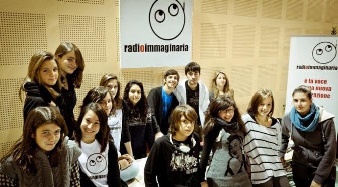 Un giorno a… Radio Immaginaria!